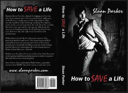 How to Save a Life Cover Flat