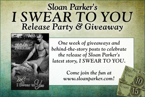 I Swear To You by Sloan Parker Giveaway