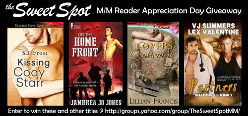 Reader Appreciation Day Giveaway Prizes