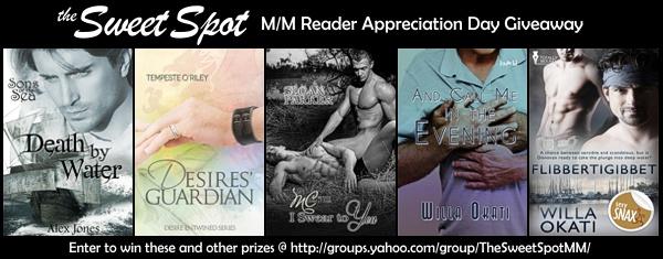 Reader Appreciation Day Prizes