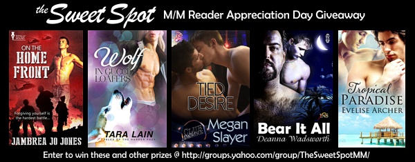 Reader Appreciation Day Prizes