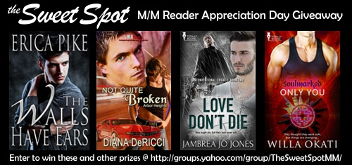 July Reader Appreciation Day Prizes