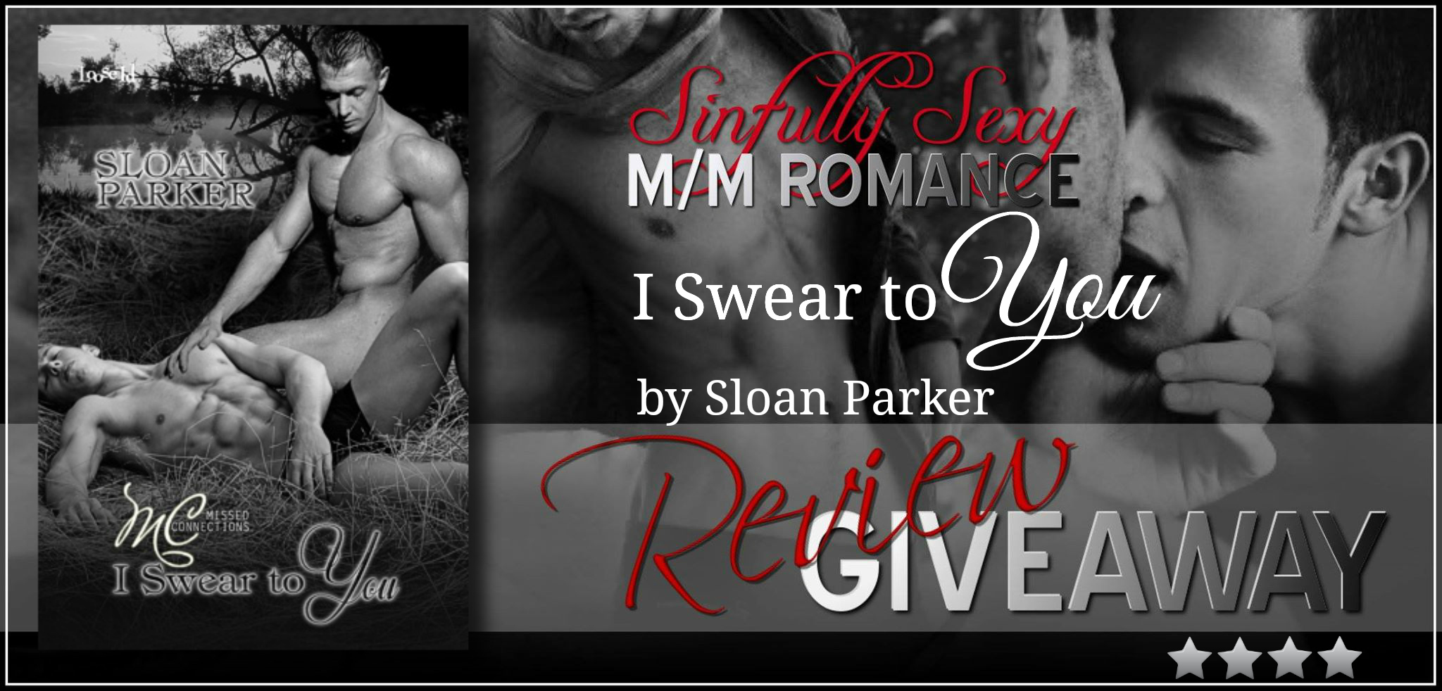 I Swear to You Giveaway
